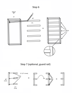 bunk bed plans page 4